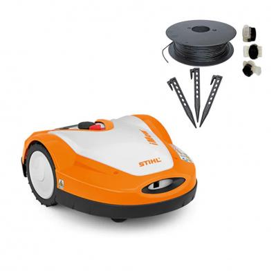 Robot tondeuse Stihl - Largeur de coupe 28 cm