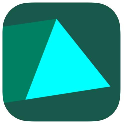 Trigono - dangerous triangles Gratuit sur iOS