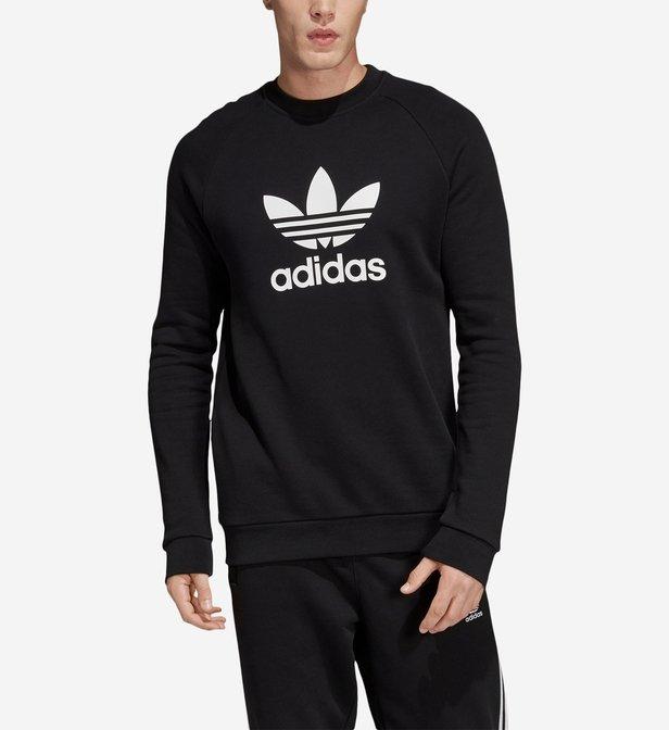 Sweat-Shirt adidas Originals Trefoil pour Hommes - Tailles XL