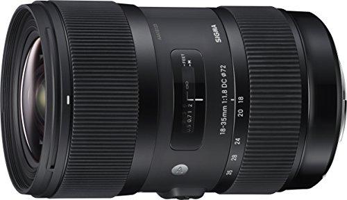 Objectif photo Sigma 18-35mm f1.8 DC HSM Art - Nikon