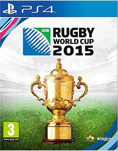 rugby world cup 2015 sur PS4  / Xbox One