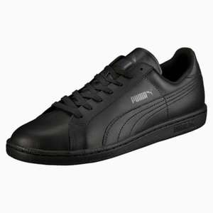 Baskets Puma Smash en cuir
