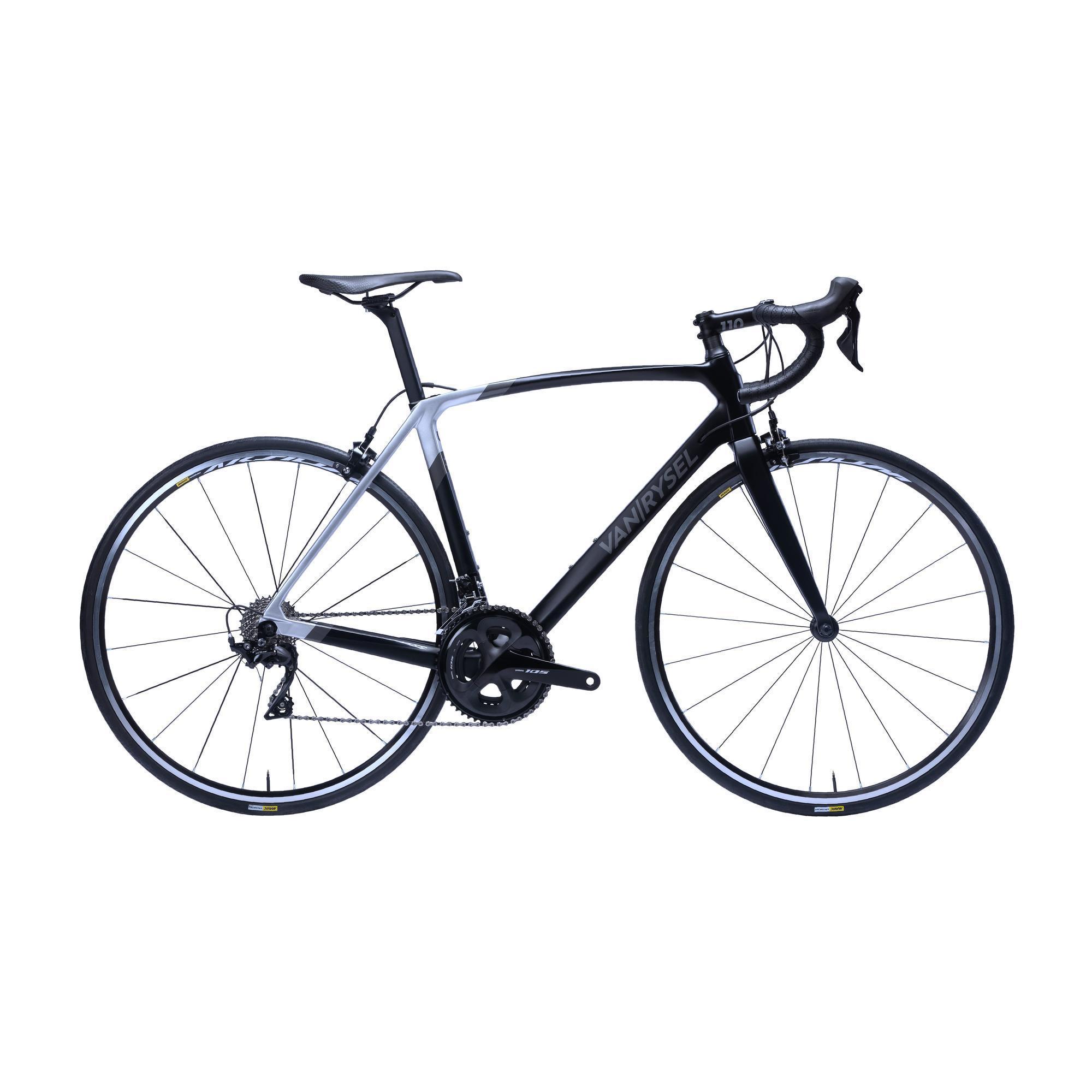 Vélo de route Van Rysel Ultra RCR 105 - Plusieurs tailles au choix