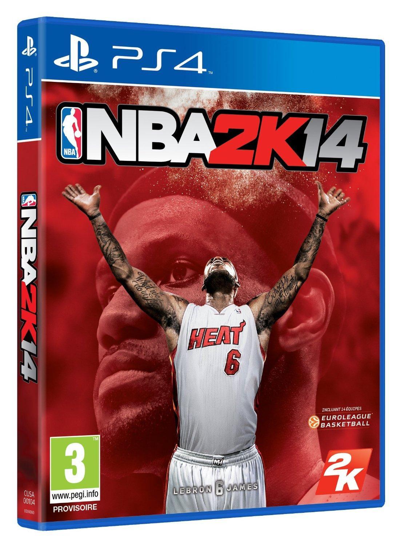 NBA 2K14 sur  PS4