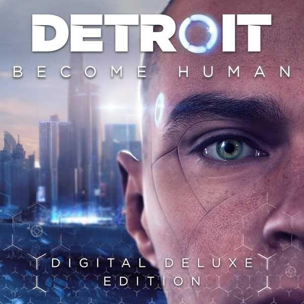 Detroit: Become Human - Édition Deluxe sur PS4 (Dématérialisé)