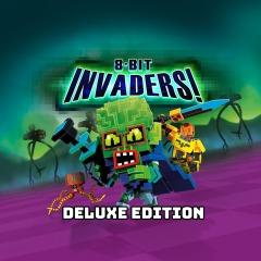 8-Bit Invaders! - Deluxe Edition sur PS4 (Dématérialisé) (0,34 EUR pour les membres PS Plus !)