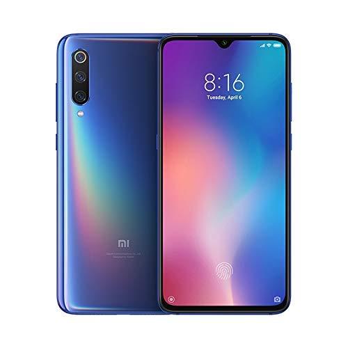 "Smartphone 6.4"" Xiaomi Mi 9 - 6 Go RAM, 64 Go - Bleu Océan (Reconditionné - Très bon)"