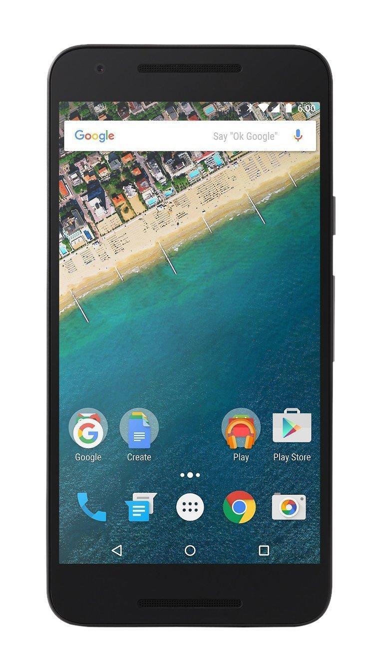 """Smartphone 5.2"""" LG Nexus 5X Quartz 16 Go"""