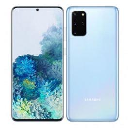 "Smartphone 6.7"" Samsung Galaxy S20+ Plus (G985FD) - 4G, 8 Go de RAM, 128 Go de ROM, Bleu (+32.99€ en SuperPoints)"