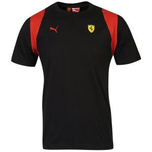 Tee-shirt homme Puma Ferrari (Deux modèles, Tailles S à XXL)