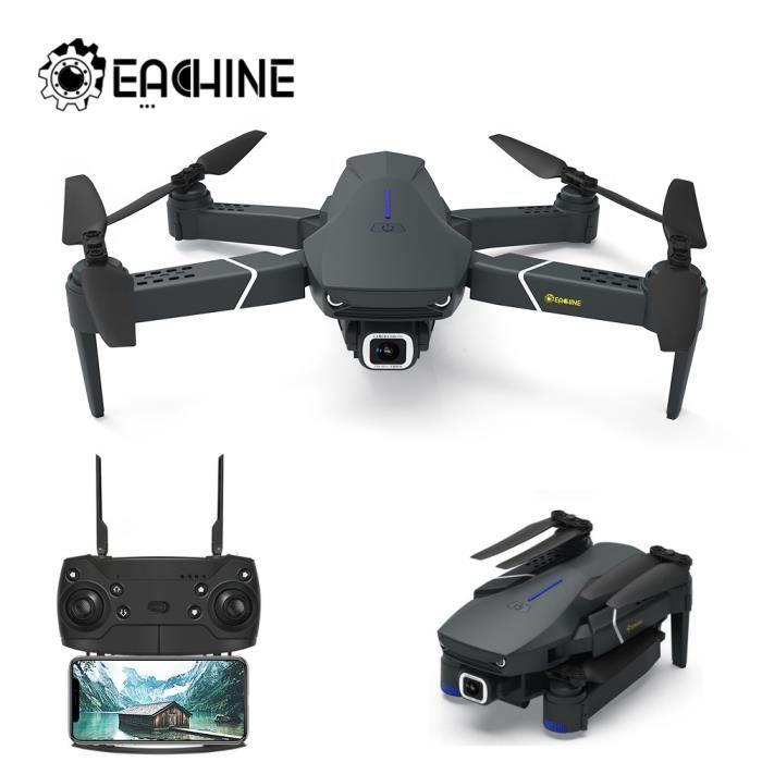 Drone pliable Eachine E520 - WiFi, FPV, Grand angle 720p, RTF (Sans GPS)