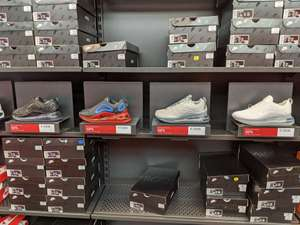 Baskets Nike Air Max 720 (plusieurs tailles & coloris) - Nike Factory Store Toulon (83)