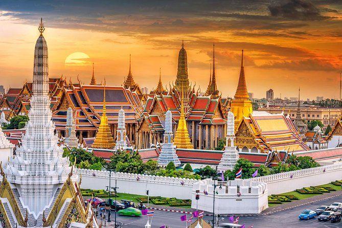 Sélection de vols au départ de plusieurs villes en France vers Bangkok (Thaïlande) de Septembre 2020 à Avril 2021 à partir de 340€