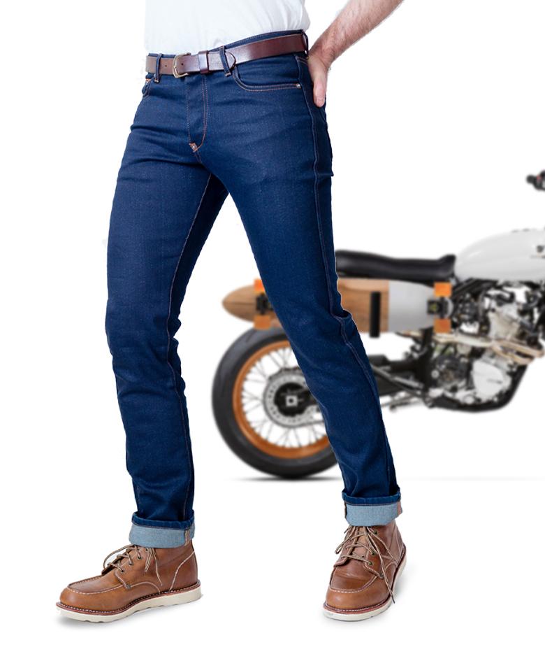 Jean de moto Bolid'ster Hip'ster Skin - différents coloris (du 36 du 54) - Bolidster.com