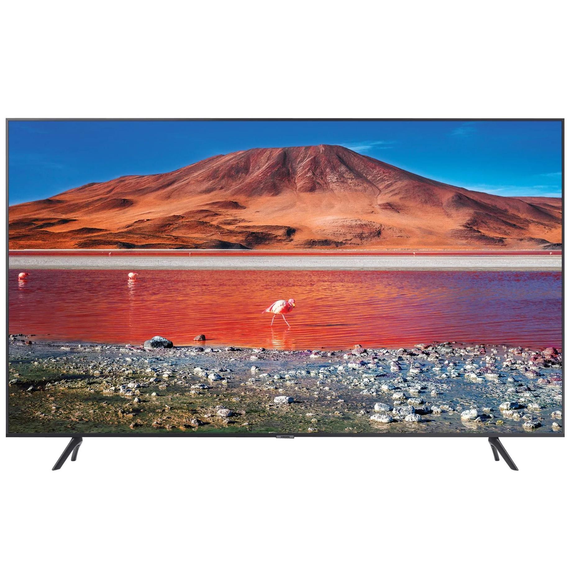 """TV 55"""" Samsung UE55TU7125K (2020) - LED, 4K UHD, HDR 10+, Smart TV (+ 47.90€ en SuperPoints) - Boutique Samsung"""