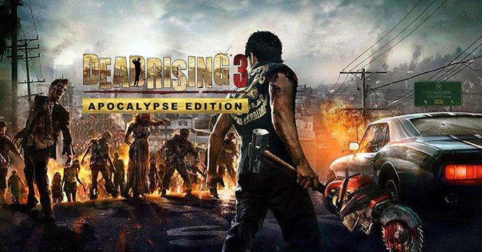 Jeu Dead Rising 3 Apocalypse Edition sur PC (Dématérialisé - Steam)