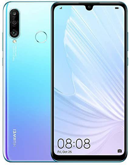 "Smartphone 6.15"" Huawei P30 Lite XL - full HD+, Kirin 710, 6 Go de RAM, 256 Go, blanc ou noir"