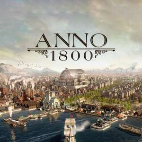 Anno 1800 sur PC (Dématérialisé)