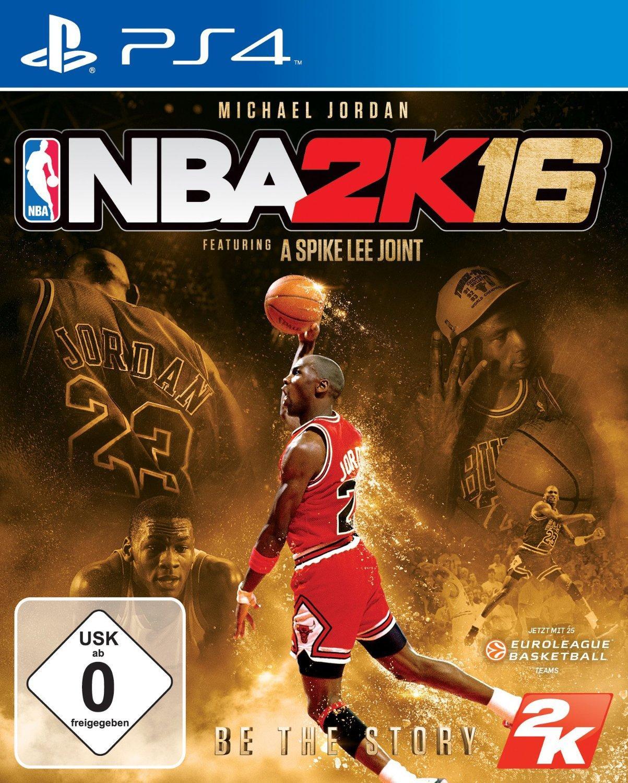 NBA 2K16 Edition Michael Jordan sur PS4 et XBOX One