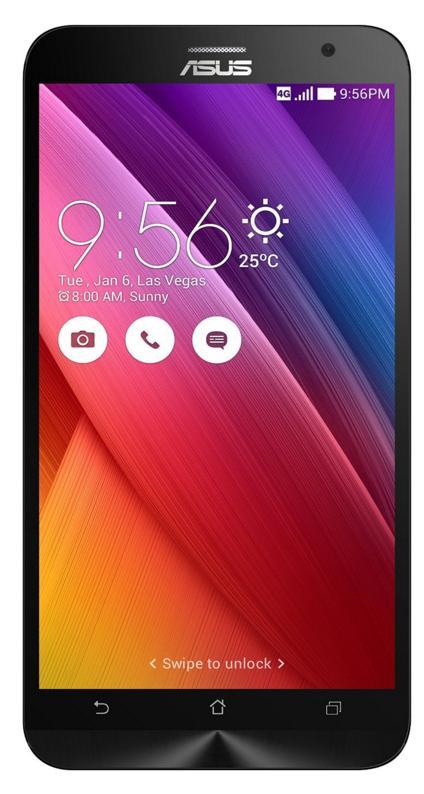 Smartphone Asus ZenFone 2 Bleu Fusion - 64 Go Rom - 2.3GHz - 4 Go Ram