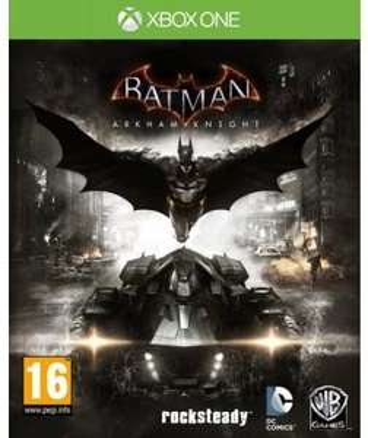Batman Arkham Knight sur Xbox One