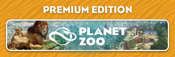 Pack Planet Zoo: Premium Edition sur PC (Dématérialisé)