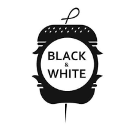 Patates douces offertes pour l'achat d'un menu - Black And White Burger Paris (75)