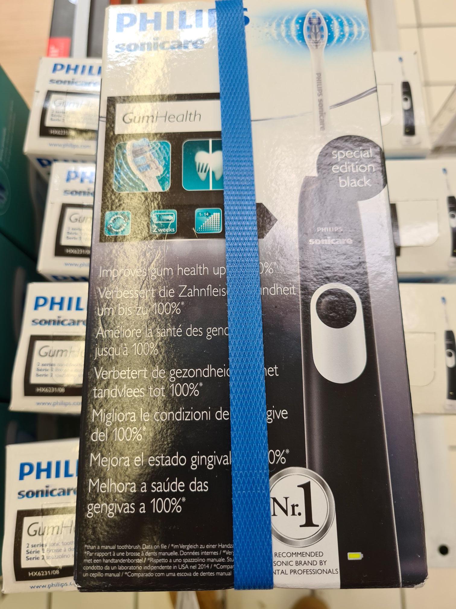 Brosse à dents électrique Philips Sonicare (via 34.99€ sur carte de fidélité) - Chambéry (73)