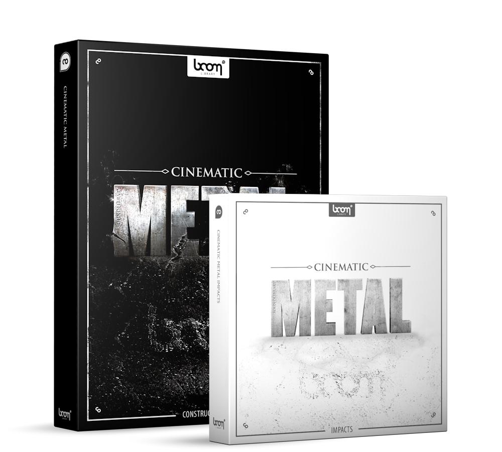 Pack de sons : Cinematic Construction Kit (Dématérialisé) - boomlibrary.com