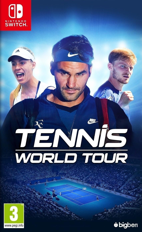 Tennis World Tour sur Nintendo Switch (Dématérialisé - Store Canadien)