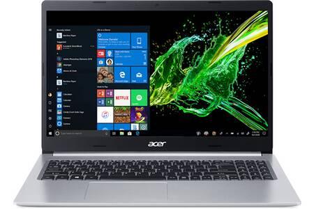 """PC Portable 15.6"""" Acer Aspire 5 A515-55562J - i5-1035G1, 8 Go de Ram, 1 To + 256 Go SSD"""