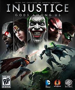 Injustice Gods Among Us + DLC, En bundle avec deux boxers Ben Sherman à choisir