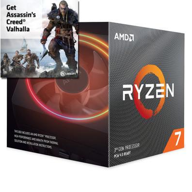 Assassin's Creed Valhalla Standard Edition Offert sur PC (Dématérialisé) pour tout achat d'un processeur Ryzen éligible (AMD.com)