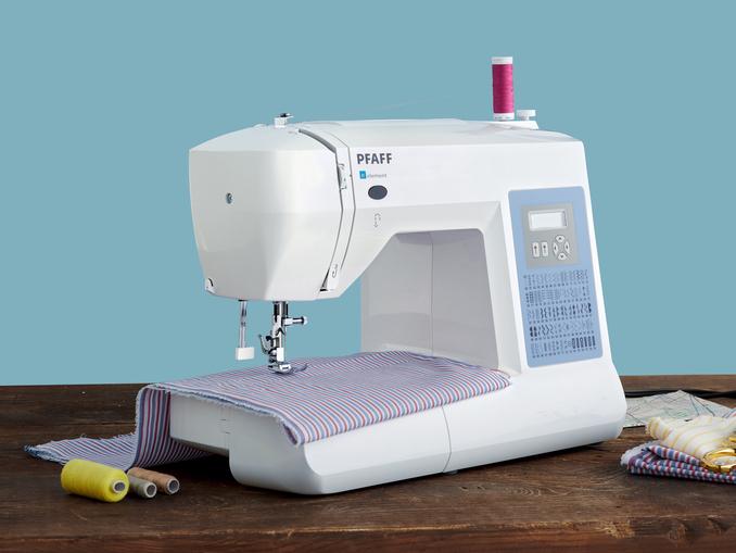 Machine à coudre électrique Pfaff 1080S - 80 Points