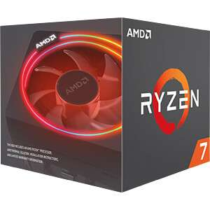 Processeur AMD Ryzen 7 2700X - 8 coeurs/16 threads, 3.7GHz, Socket AM4