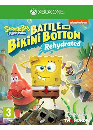 SpongeBob : Battle for Bikini Bottom - Rehydrated sur Xbox One / PS4 / Nintendo Switch
