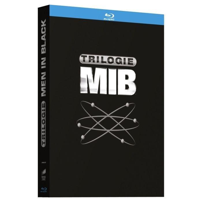 Jusqu'à 60% de réduction sur une sélection de coffrets Blu-ray + 10% de réduction supplémentaire - Ex : Trilogie Men In Black