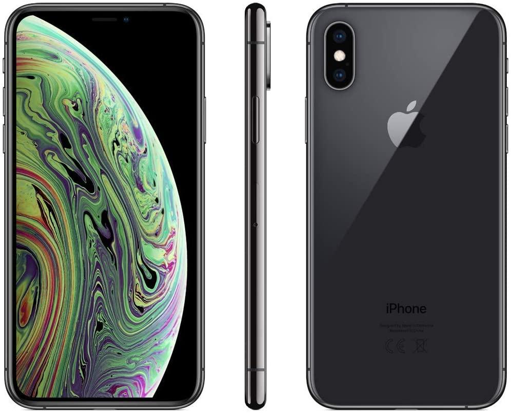 """Smartphone 5.8"""" Apple iPhone XS - 64 Go, Gris (+30,60€ en SuperPoints)"""