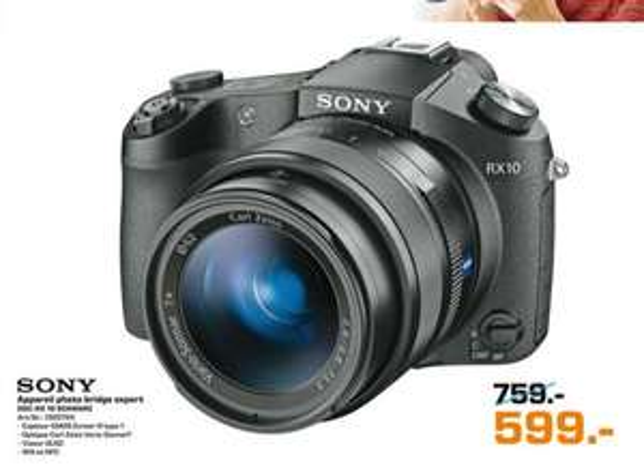 Appareil photo Sony RX10
