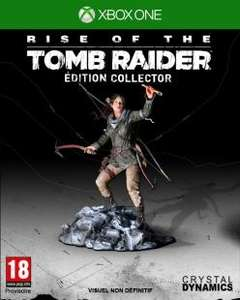 Rise of the Tomb Raider Collector sur Xbox One