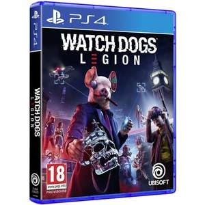 [Précommande] Watch Dogs Legion sur PS4 & Xbox One