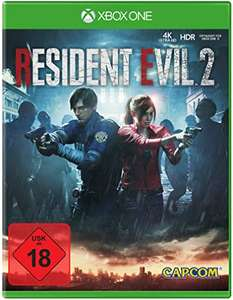 Selection de Jeux en Promotion à 10€ - Ex: Resident Evil 2 Remake sur Xbox one