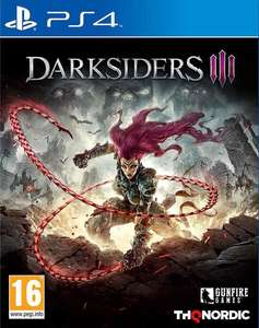 Darksiders 3 sur PS4 (via l'application)