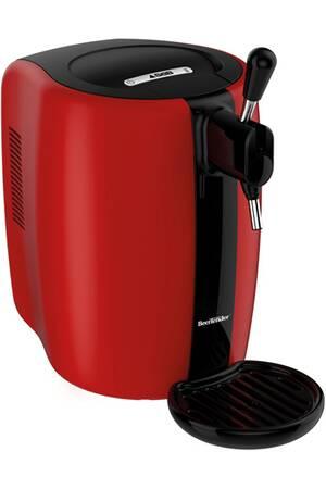 Machine à bière Seb BeerTender VB310510 - 70 W, Rouge / Noir (via ODR)