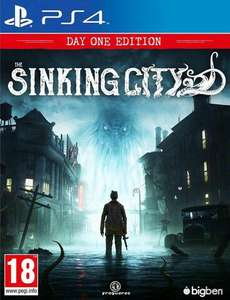 The Sinking City Day One Edition sur PS4 (Retrait magasin)