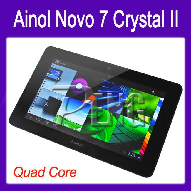 "Tablette Ainol Novo7 Crystal 2 QUAD CORE 7"""