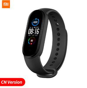 Bracelet Connecté Xiaomi Mi Band 5 - Version Chinoise