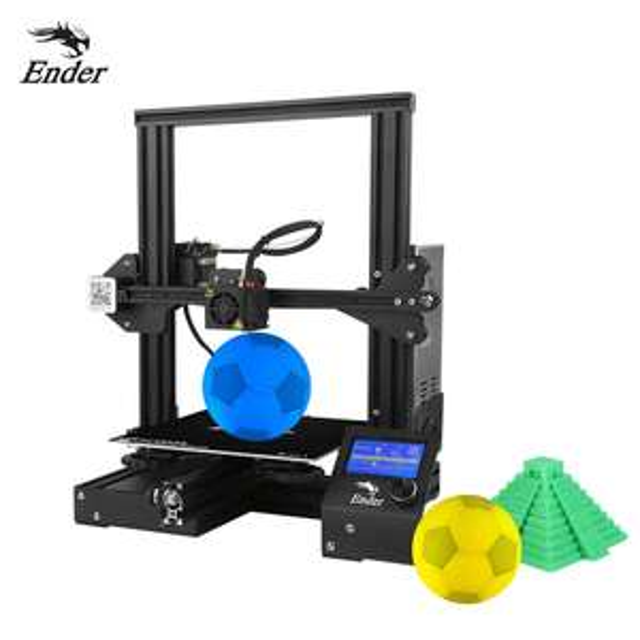 Imprimante 3D Creality Ender 3 (138.02€ avec le code 10AE715)