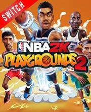 NBA 2K Playgrounds 2 pour Nintendo Switch (Dématérialisée)