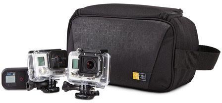Etui Case Logic MGC102 pour 2 Caméras embarquées et Accessoires